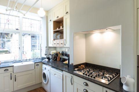 厨房简欧风格装修图片