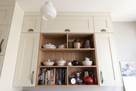厨房简欧风格装饰图片