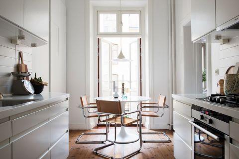 2018北欧110平米装修设计 2018北欧四居室装修图
