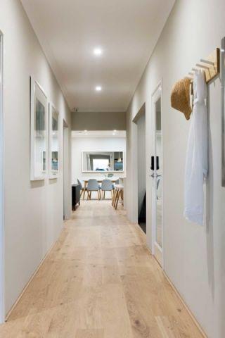 玄关地板砖北欧风格装修设计图片