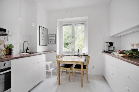 厨房北欧风格装修设计图片