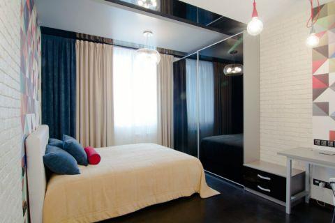 卧室北欧风格装饰设计图片