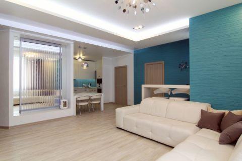 客厅北欧风格效果图