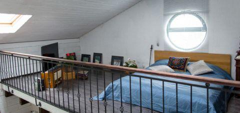 卧室细节北欧风格效果图
