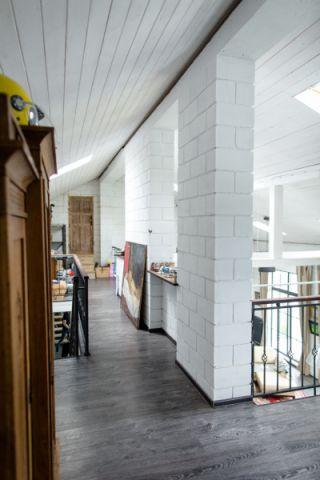客厅细节北欧风格装潢效果图