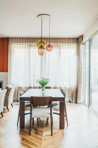 餐厅现代风格装饰设计图片