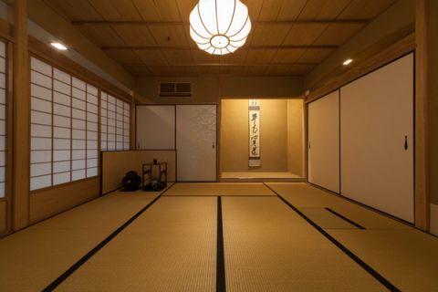 2021日式客厅装修设计 2021日式榻榻米装修设计图片