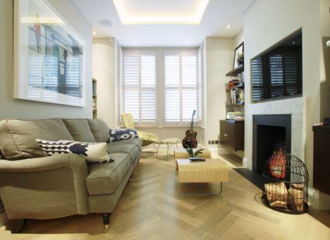 2018现代60平米装修效果图片 2018现代公寓装修设计