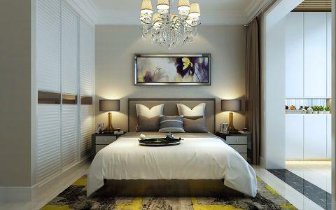 卧室灯具现代简约风格装饰效果图