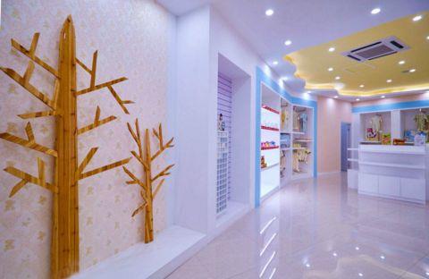 爱可贝儿母婴店225平米简约风格装修效果图