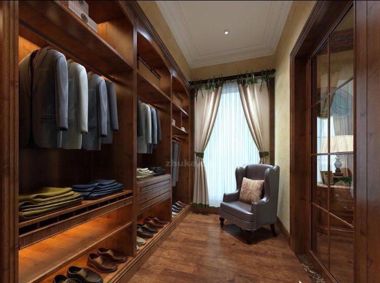 4室3卫2厅187平米美式风格