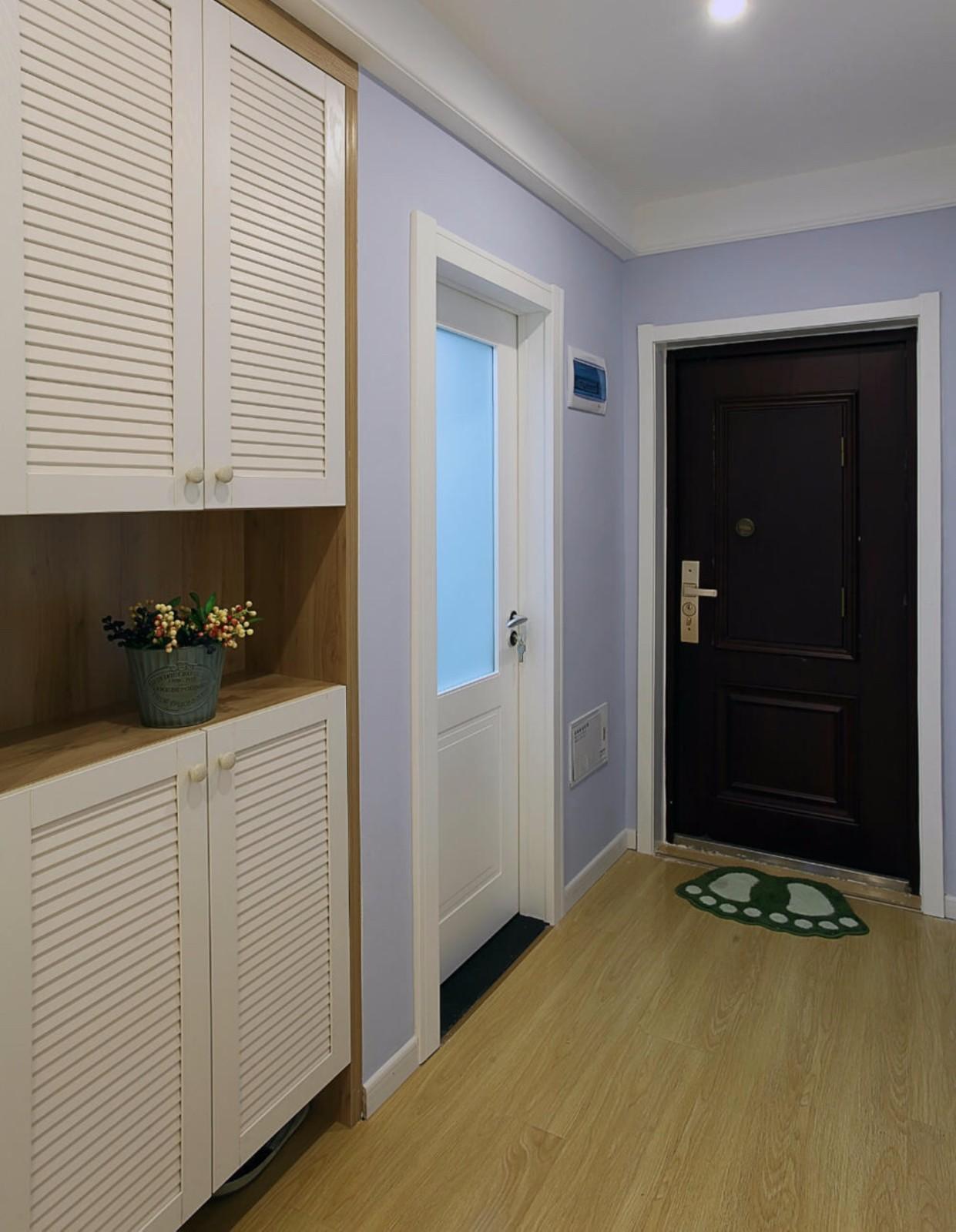 3室2卫2厅93平米混搭风格