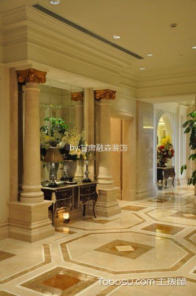 走廊装饰实景图片