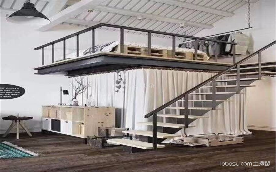2019北欧厨房装修图 2019北欧楼梯装修效果图片