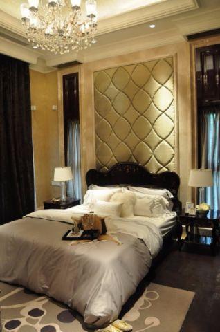 中港酒店3000平米欧式风格装修效果图