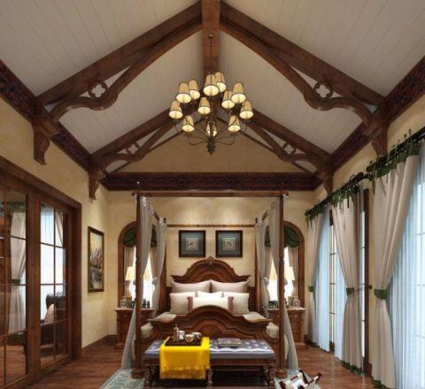 高贵风雅卧室设计方案