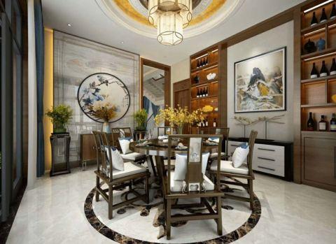 设计优雅餐厅装饰设计