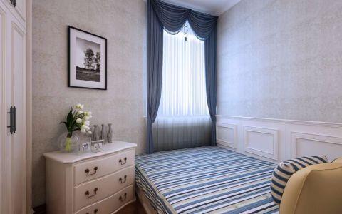 2021简欧卧室装修设计图片 2021简欧榻榻米装修设计图片