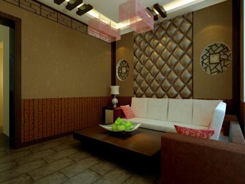 安宁600平米茶楼装修效果图