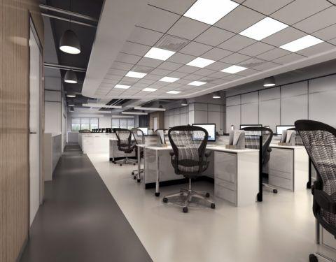 楷林国际办公室装修效果图