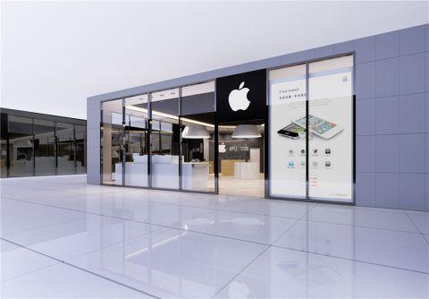 郑州经开区苹果专卖店装修效果图
