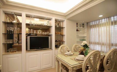 2020欧式80平米设计图片 2020欧式二居室装修设计