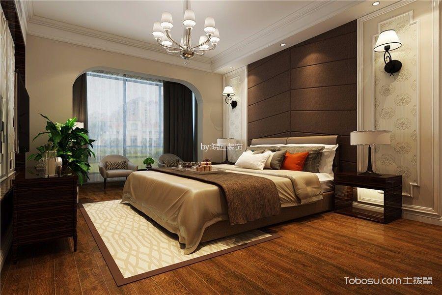 御景湾现代简约风格三居室110平米装修效果图