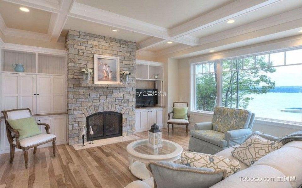 约克郡181平米新古典风格四室二厅三卫装修效果图
