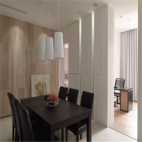 贵安新天地贵香苑80平两室两厅现代简约装修效果图