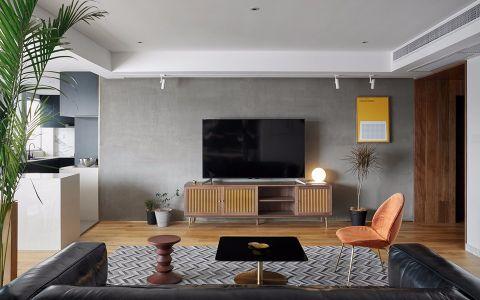 荣丰2008三居室228平米现代风格装修效果图