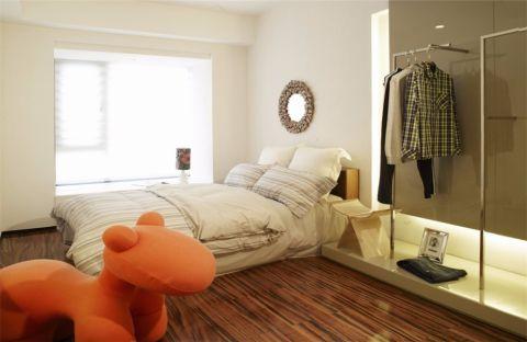 简洁卧室内墙设计图片