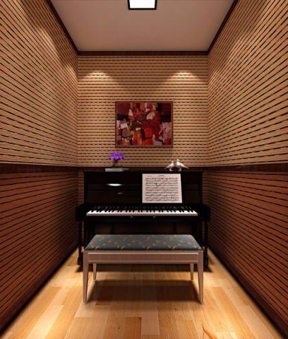 钢琴教育基地装修效果图