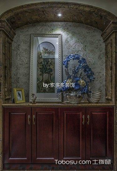 南昌中兴和园120平米美式风格效果图