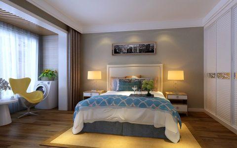 卧室衣柜现代装修图
