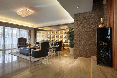 2021欧式客厅装修设计 2021欧式沙发装修图