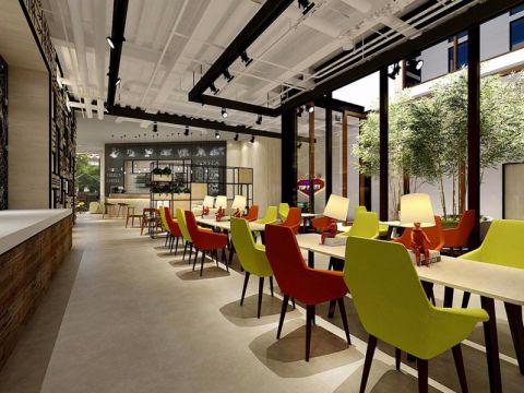 桂林亚朵轻居酒店现代简约风格装修效果图