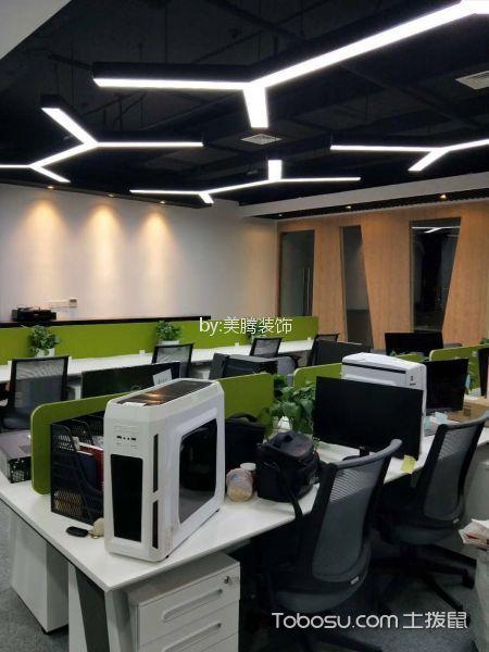 亿博大厦办公室装修效果图