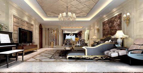 2020现代100平米图片 2020现代三居室装修设计图片