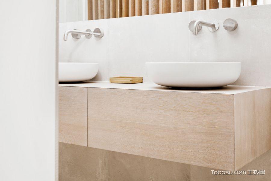 浴室黄色细节现代风格装饰效果图
