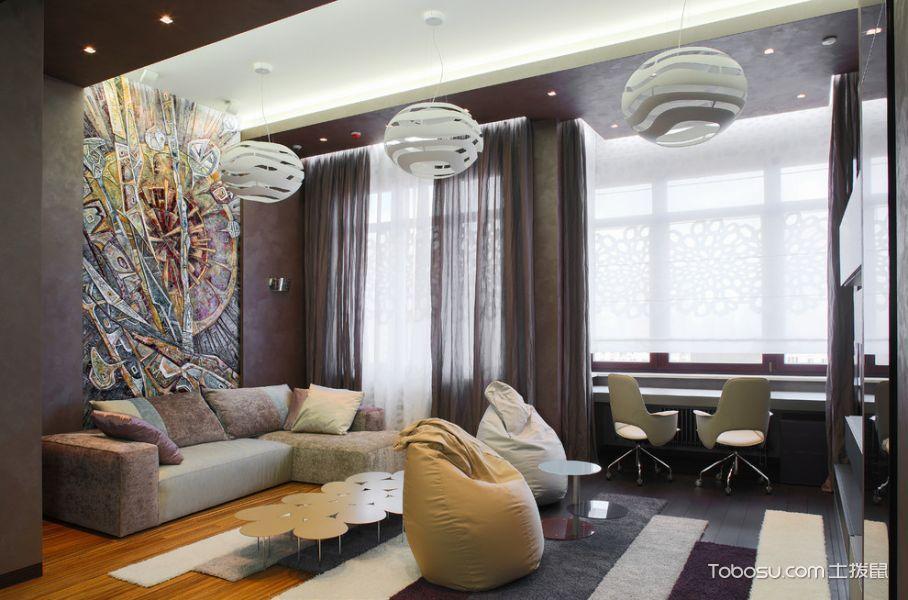 100~120m²/混搭/四居室装修设计