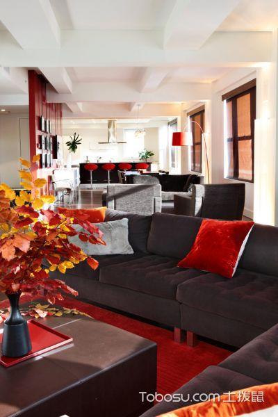 100㎡/现代/三居室装修设计