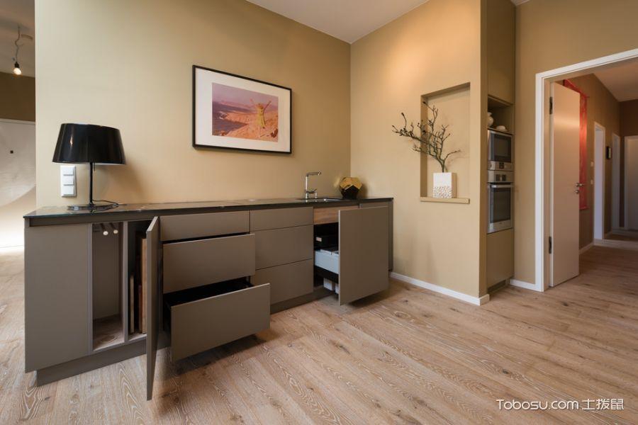 80㎡/现代/一居室装修设计