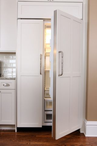 厨房美式风格效果图大全2017图片_土拨鼠简约淡雅厨房美式风格装修设计效果图欣赏