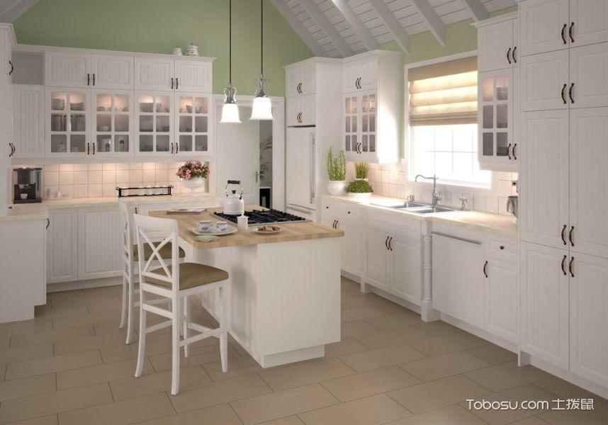 2020美式60平米装修效果图片 2020美式别墅装饰设计