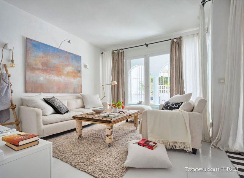 100~120m²/北欧/套房装修设计