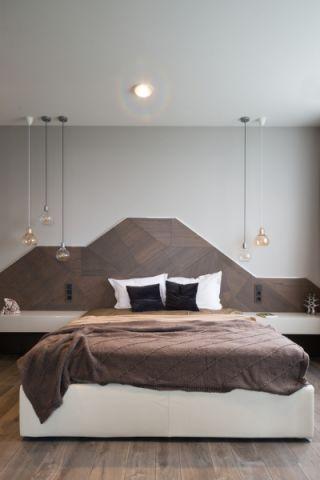 卧室现代风格效果图大全2017图片_土拨鼠古朴风雅卧室现代风格装修设计效果图欣赏
