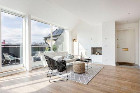 客厅北欧风格效果图大全2017图片_土拨鼠完美时尚客厅北欧风格装修设计效果图欣赏