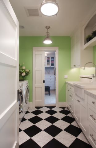 2019美式300平米以上装修效果图片 2019美式公寓装修设计