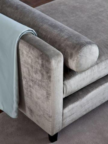 客厅灰色美式风格装修图片