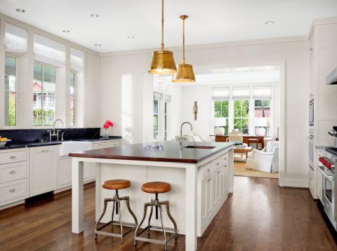 厨房隔断现代风格装修设计图片
